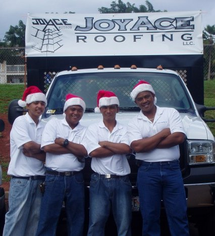 Roofing experts in Pearl City, HI