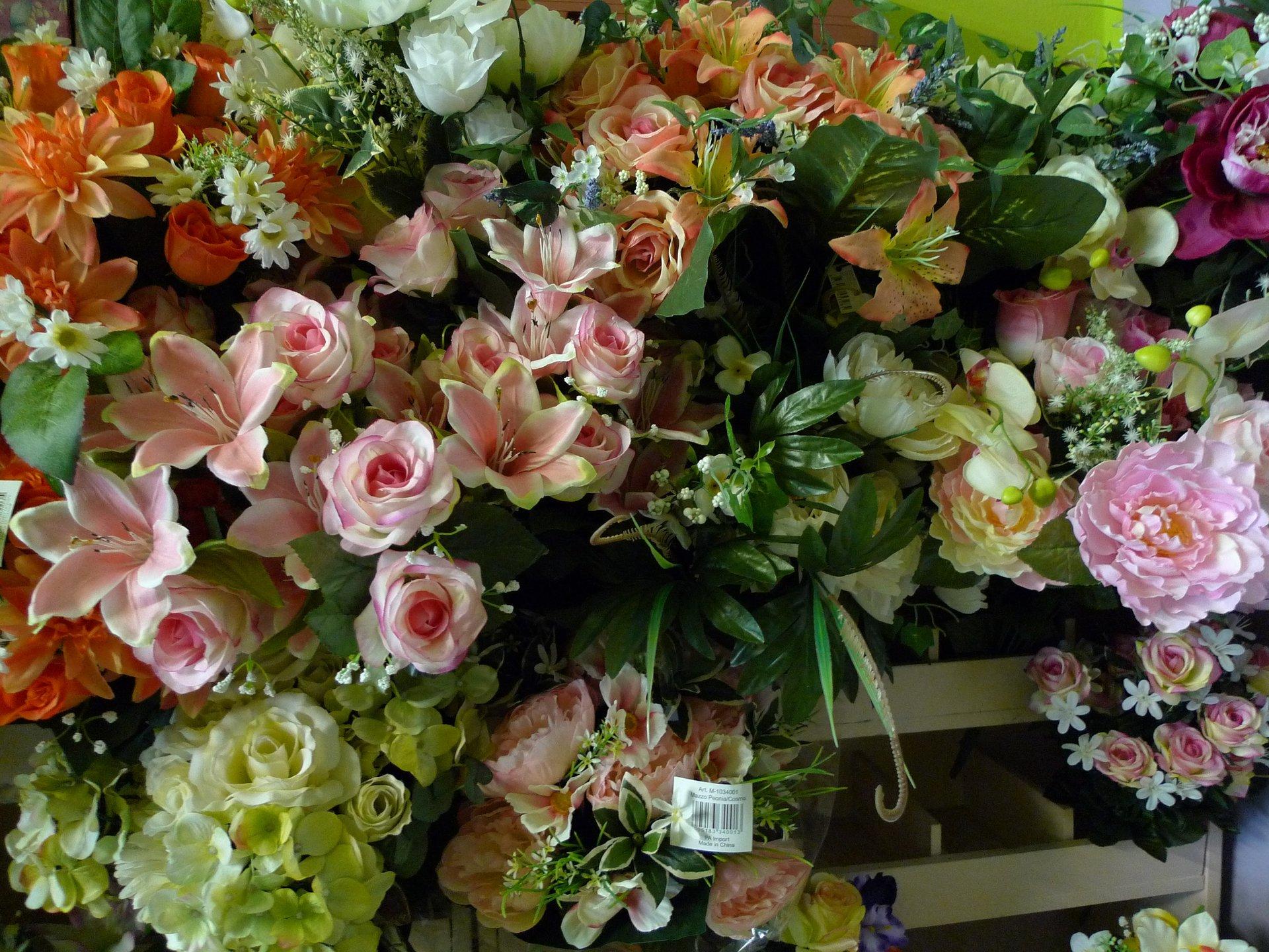 Vendita piante e fiori casorezzo milano arte e fiori for Vendita piante e fiori