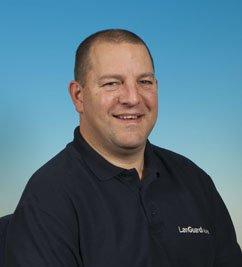 Sales manager of LanGuard Alarms
