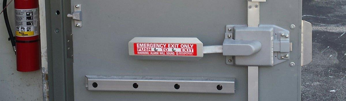 Emergency Exit Doors Jacksonville, FL