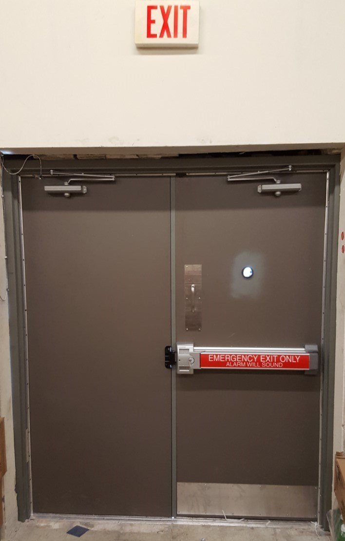 Commercial Door Amp Glass Replacement Services In