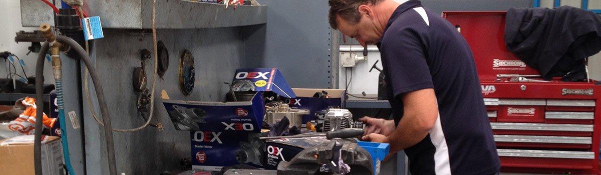 rod wild auto electrical repairs