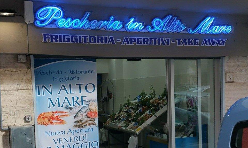 Pescheria Roma