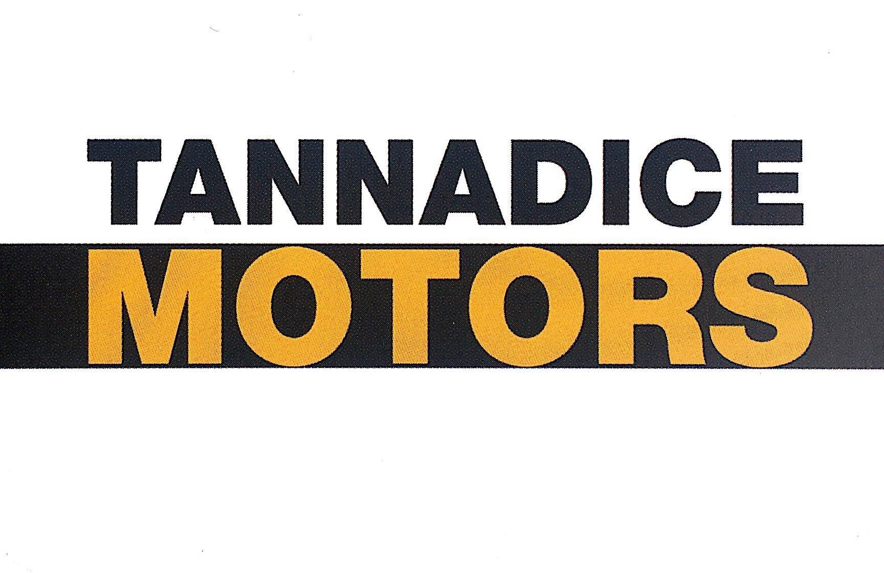 Tannadice Motors logo