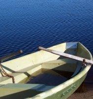 barca in vetroresina