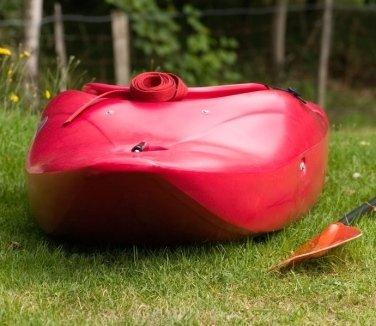 canoa rossa