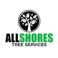 all shores tree services logo