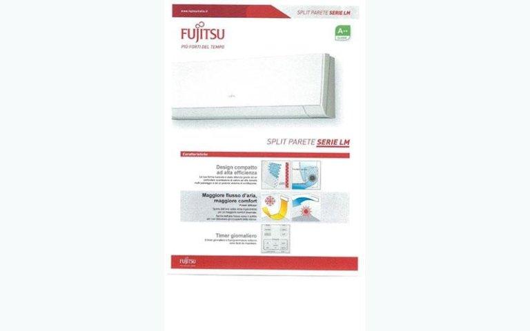 depliant Fujitsu serie LMCA0001