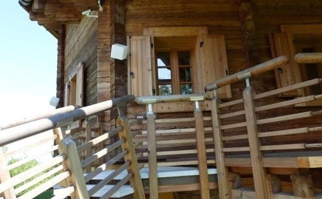 Bionda Legnami - Verbania - Ornavasso - Case in legno