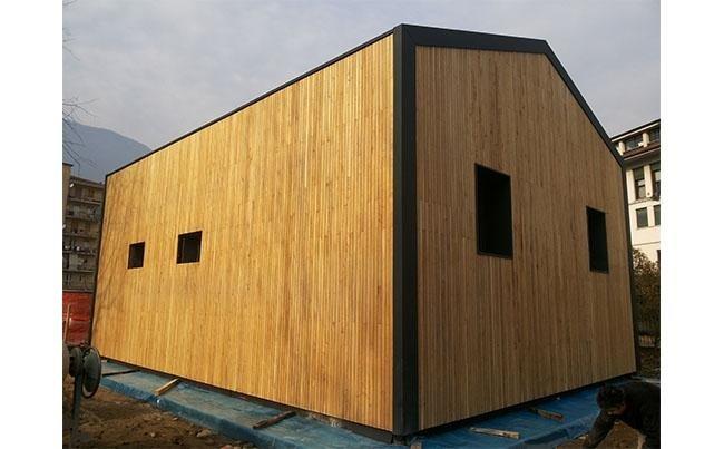 Bionda Legnami - Verbania - Ornavasso - Case in legno rivestimenti in rovere