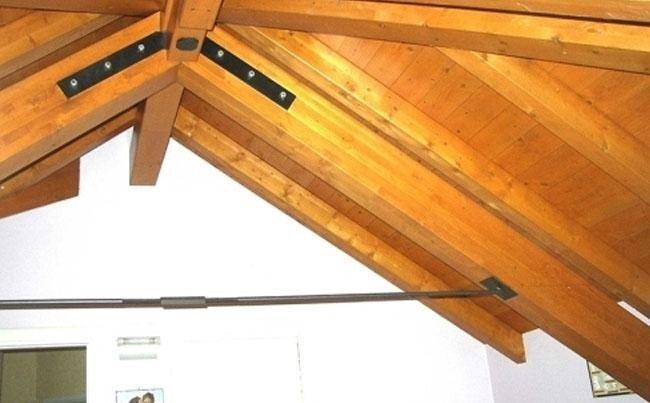 Bionda Legnami - Verbania - Ornavasso - Tetti in legno