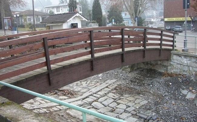 Bionda Legnami - Verbania - Ornavasso - ponti in legno