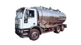 cisterne trasporto latte