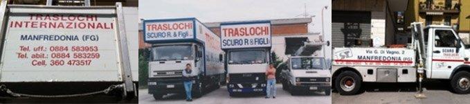 Trasporti provincia Foggia