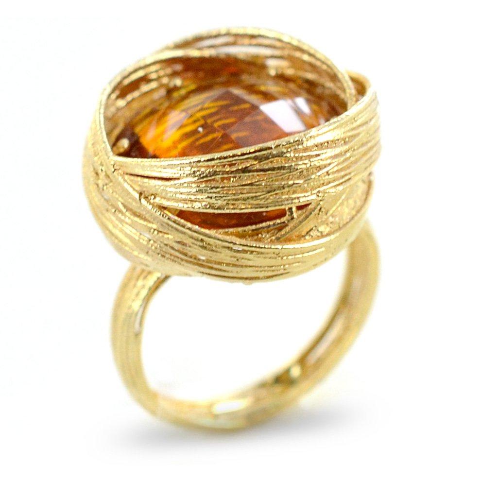 anello con lavorazione