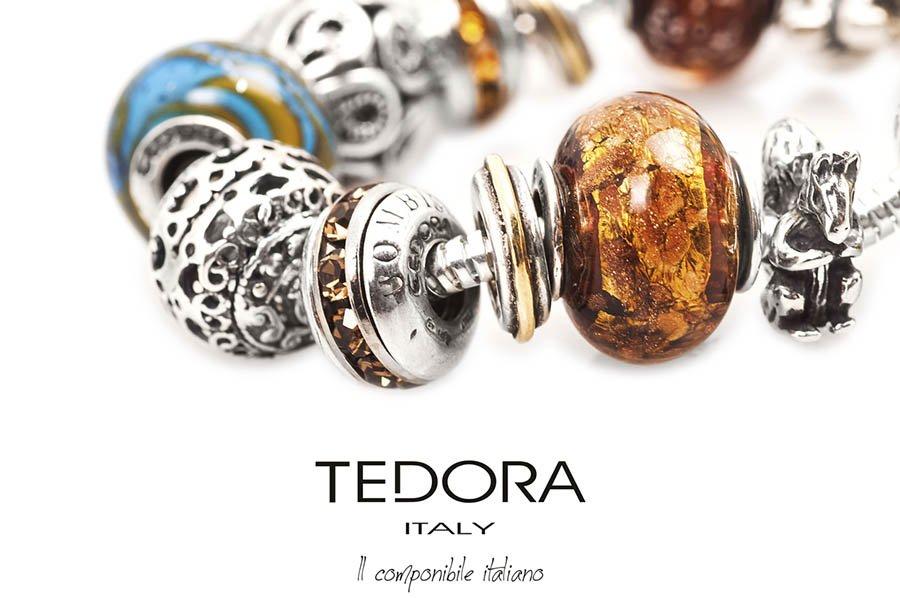 gioielli in oro marca TEDORA