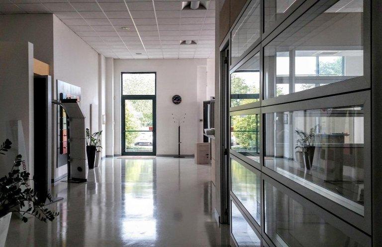 corridoio di un moderno appartamento