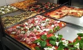 teglie di pizza