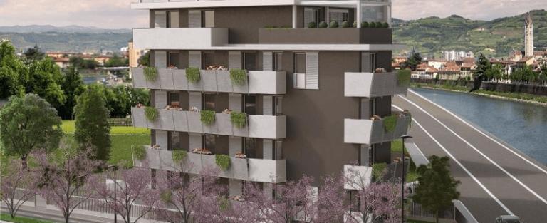 Complesso residenziale di 11 unità abitative di alto livello