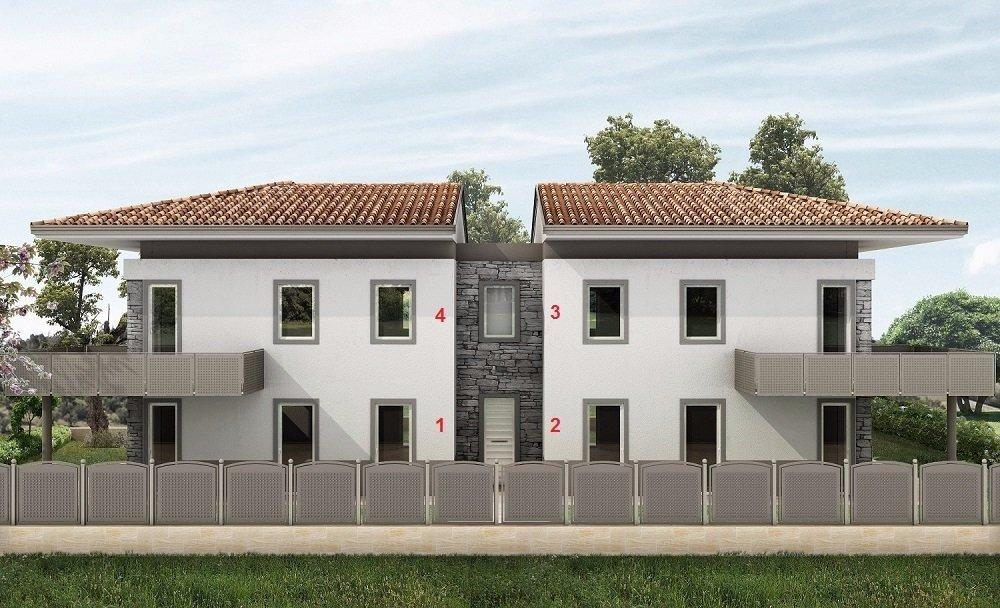 facciata nuovi appartamenti