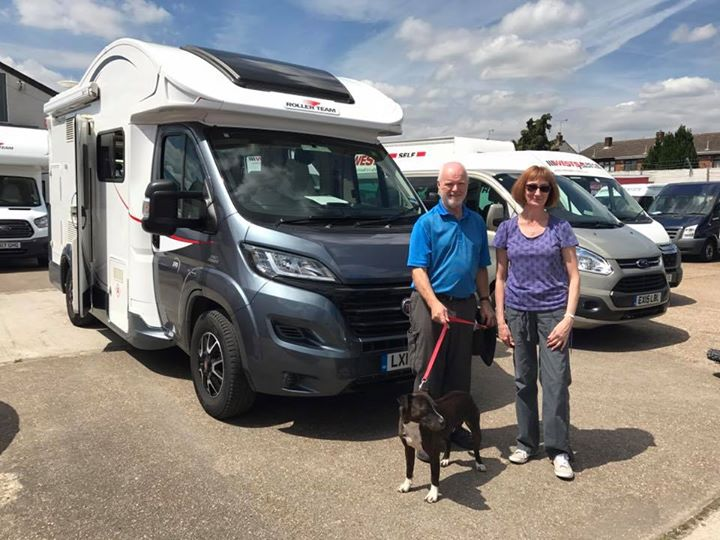 pet dog friendly motorhome hire