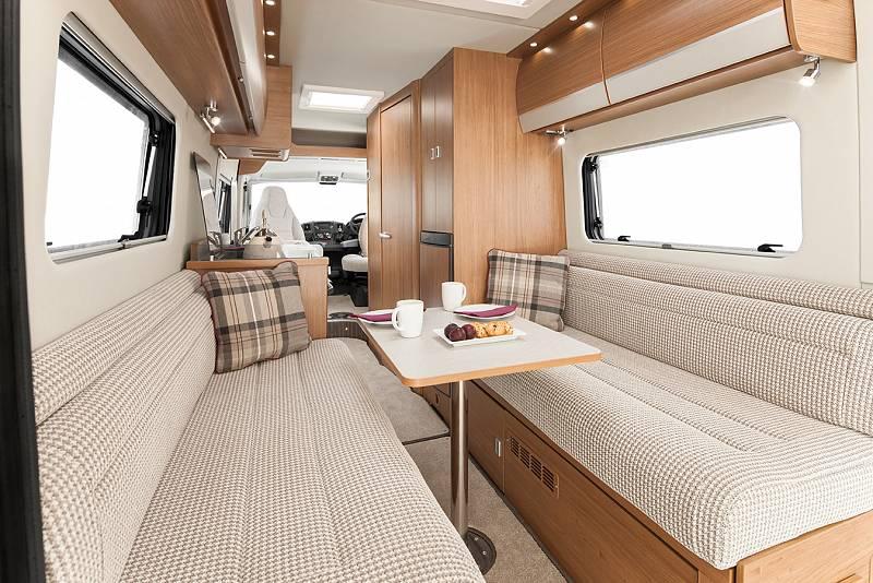 V Line 635 campervan hire