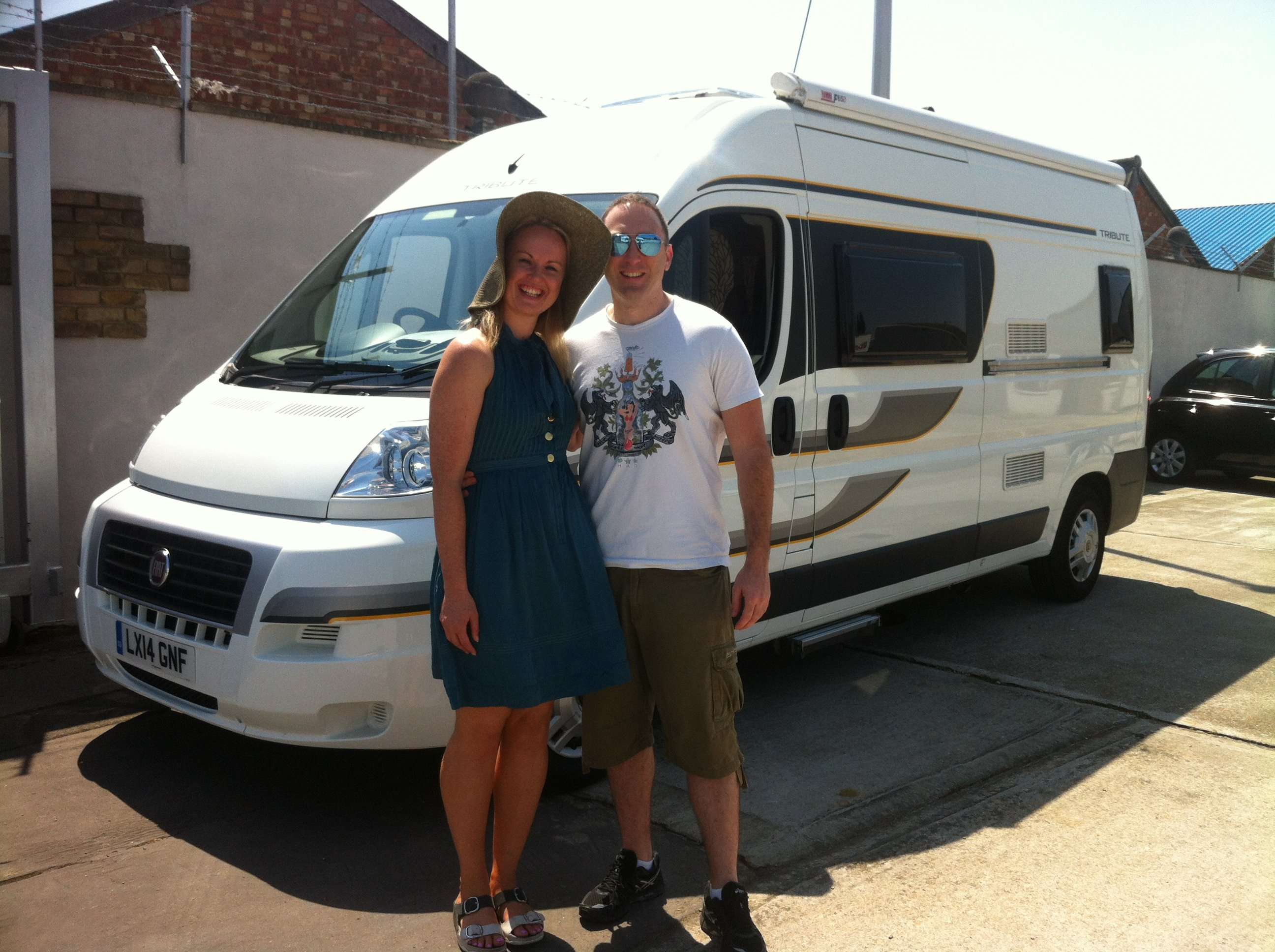 motorhomes and campervans for hire