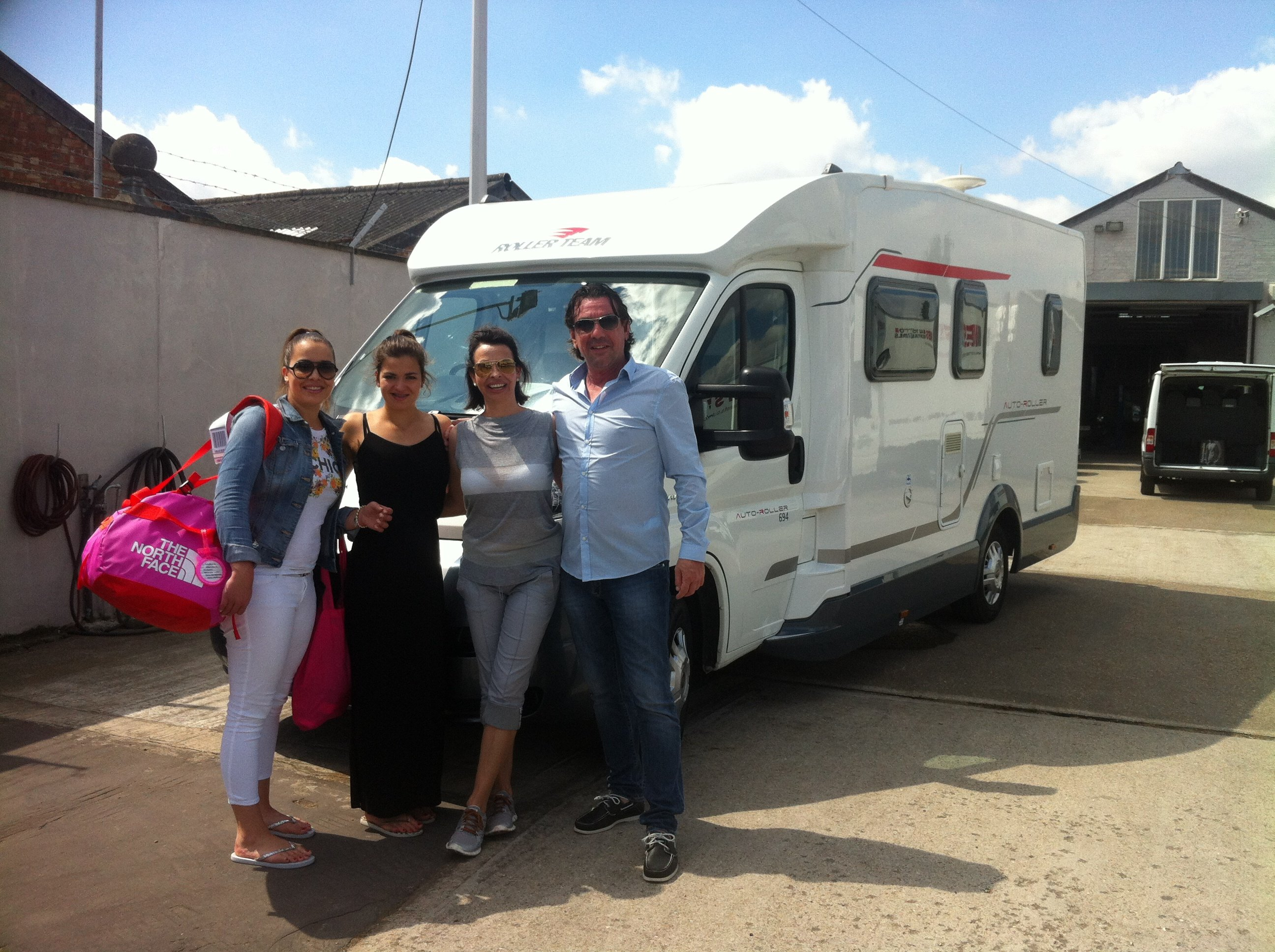 budget motorhome hire uk