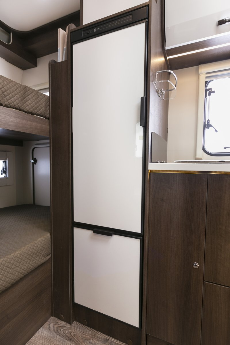 6 Berth Motor Home Hire From Wests Motorhome Hire Uk