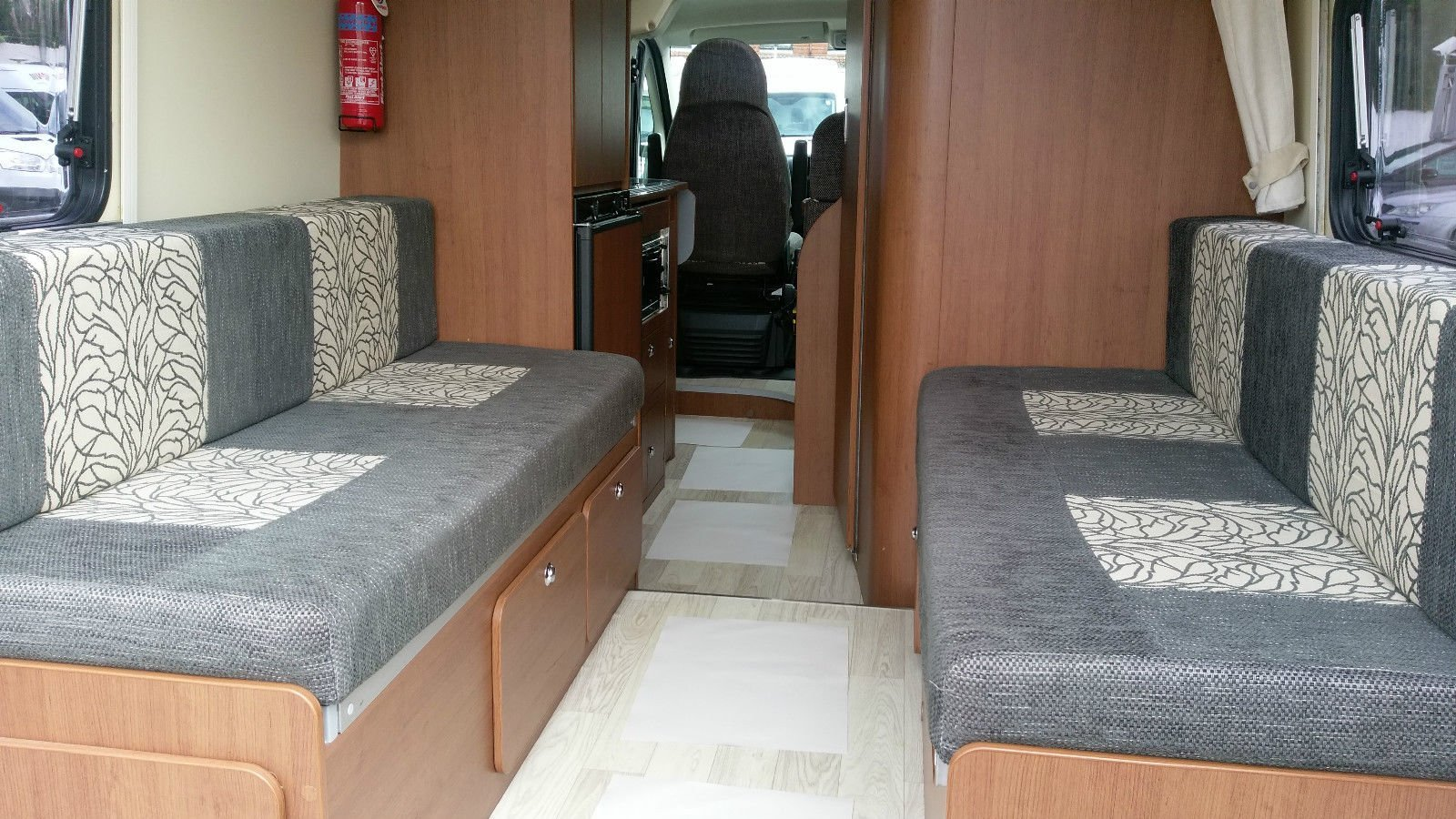 Auto-trail Tribute used motorhomes campervans for sale at Wests Motorhome Hire Essex