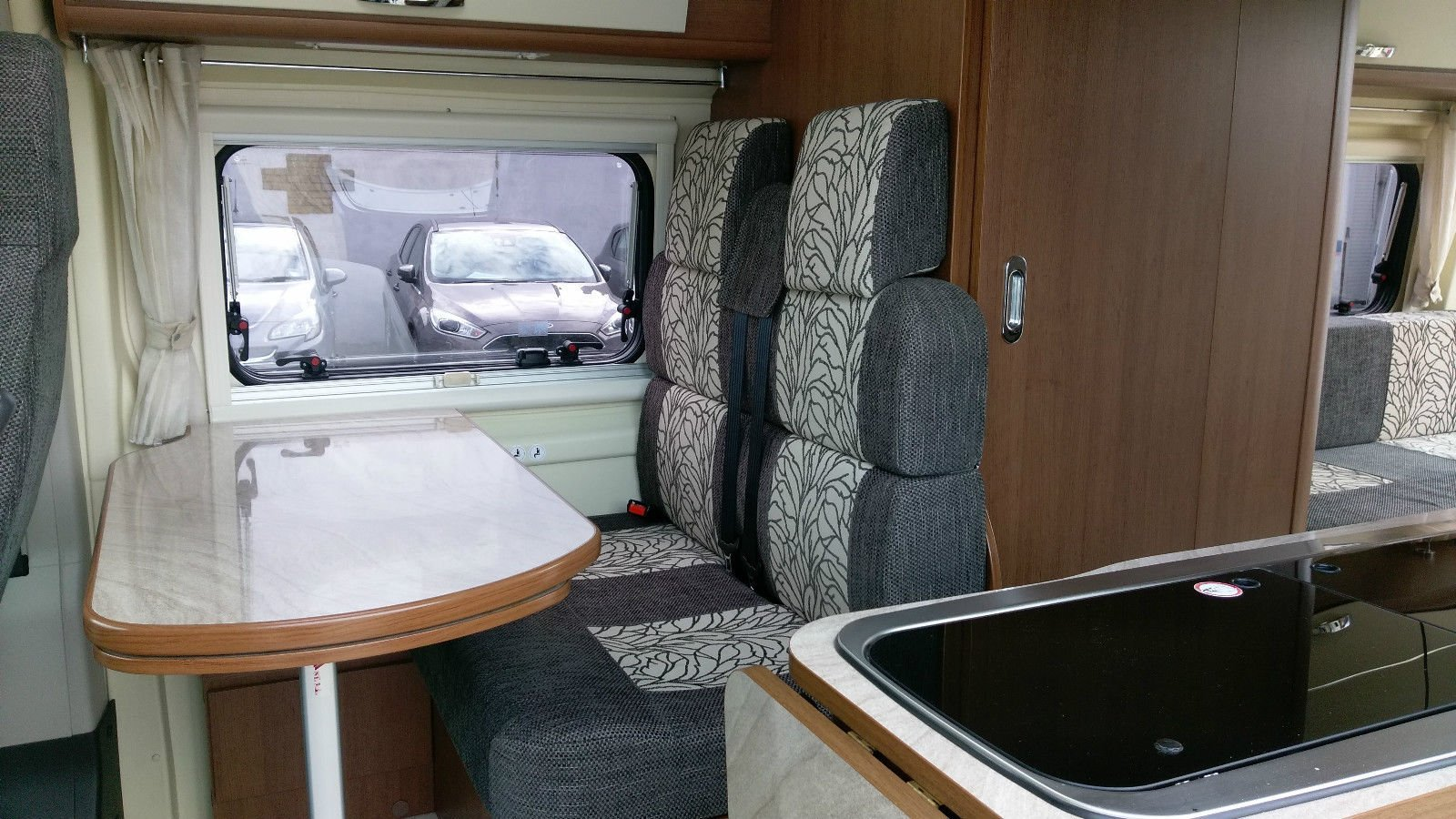 Auto-trail Tribute 670 2 berth used motor home campervan for sale at Wests Motorhome Hire