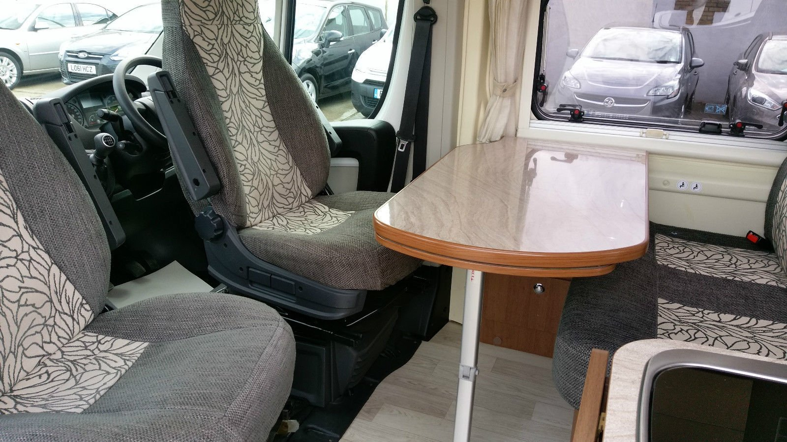 Auto-trail Tribute used motorhome camper van for sale at Wests Motorhome Hire UK