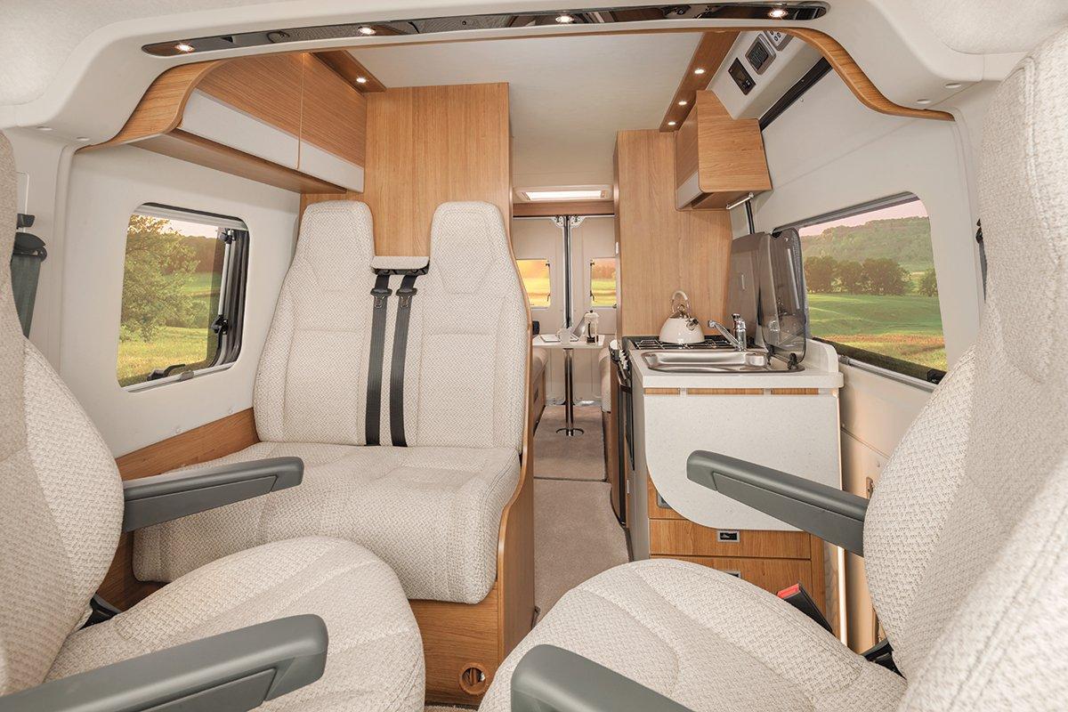 rent a tribute 680 camper van in uk europe london essex kent sleeps 2 people travels 4