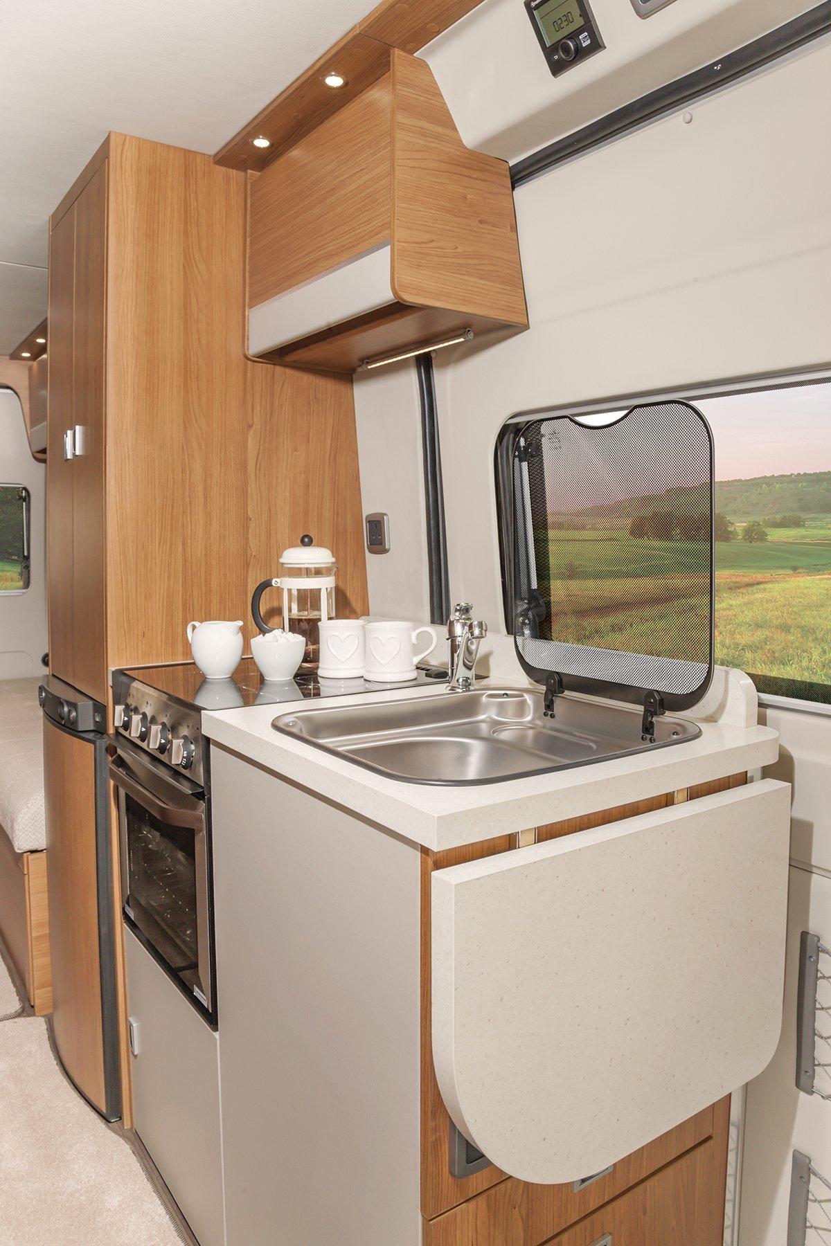 uk camper van hire tribute 680 2 berth holidays