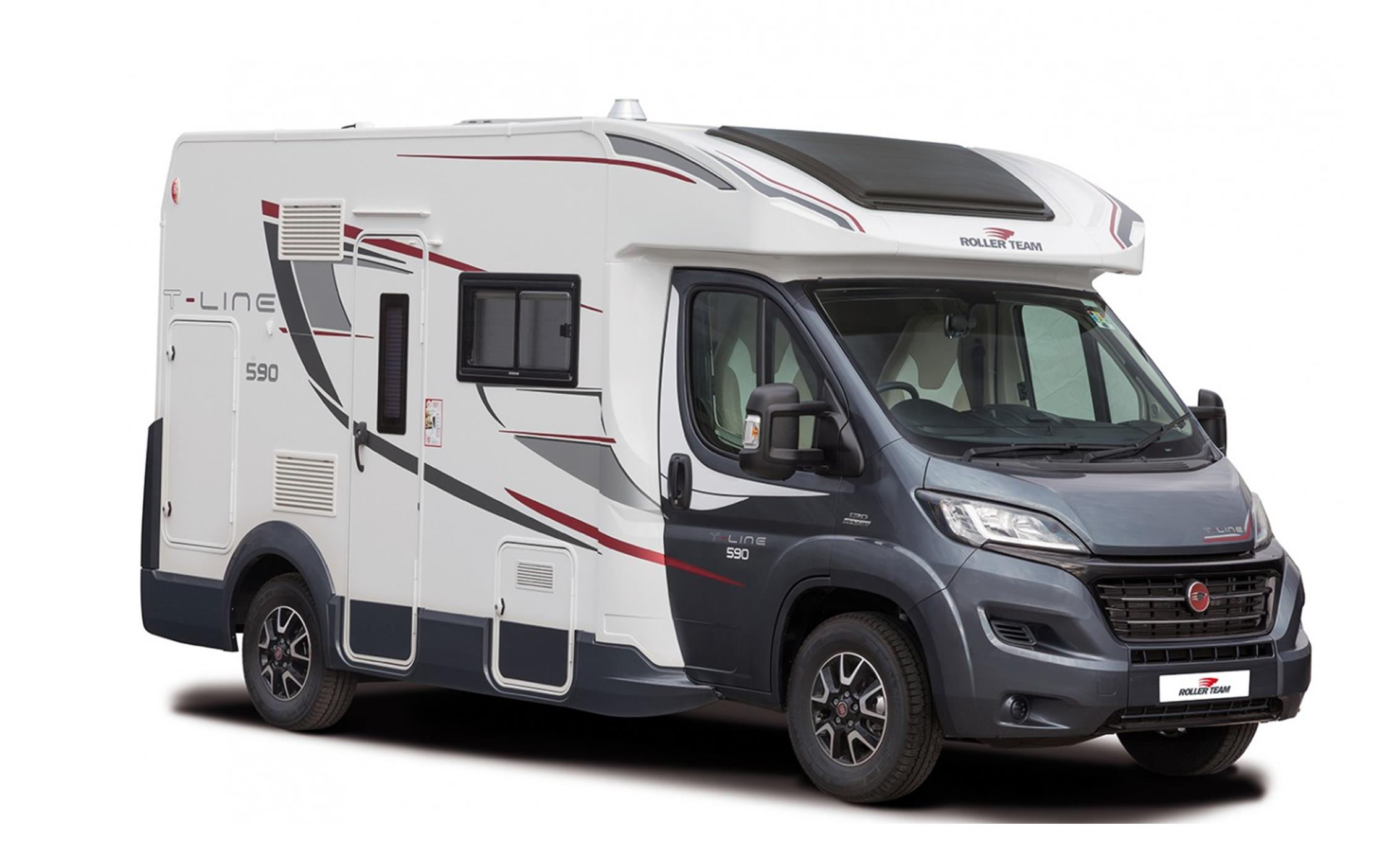 Original Luton   Motorhome Hire By HireaHymer  Motorhome Hire By