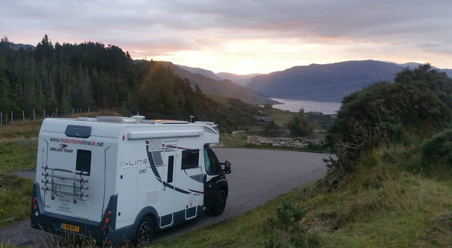 uk motor home holidays