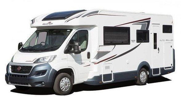 motorhome hire auto roller 707 uk london essex kent europe