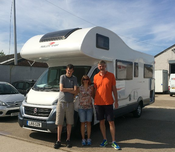 rent a motorhome uk