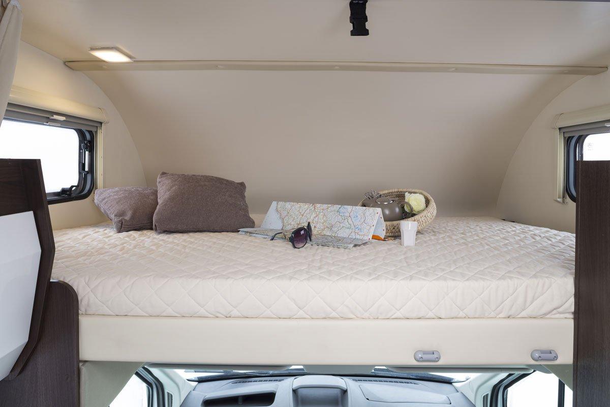 motorhome camper - Zefiro 690G rental