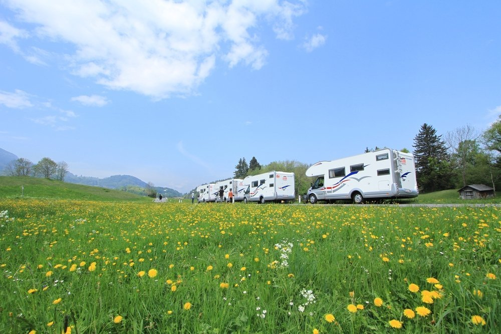 motorhome hire, campervan rental