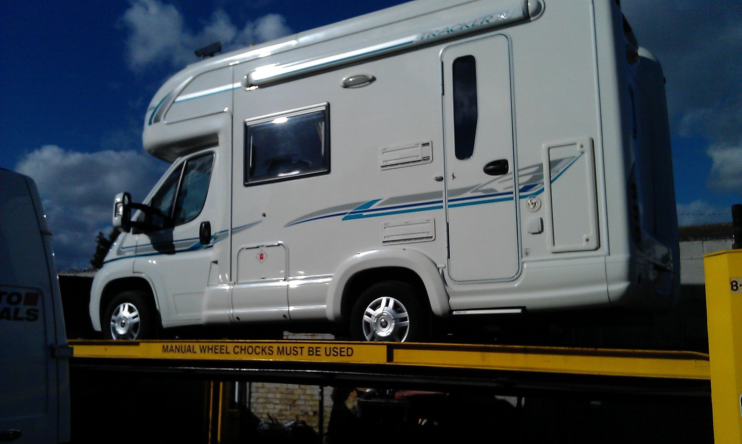 Wests Motorhome Servicing Body Repairer And Parts In
