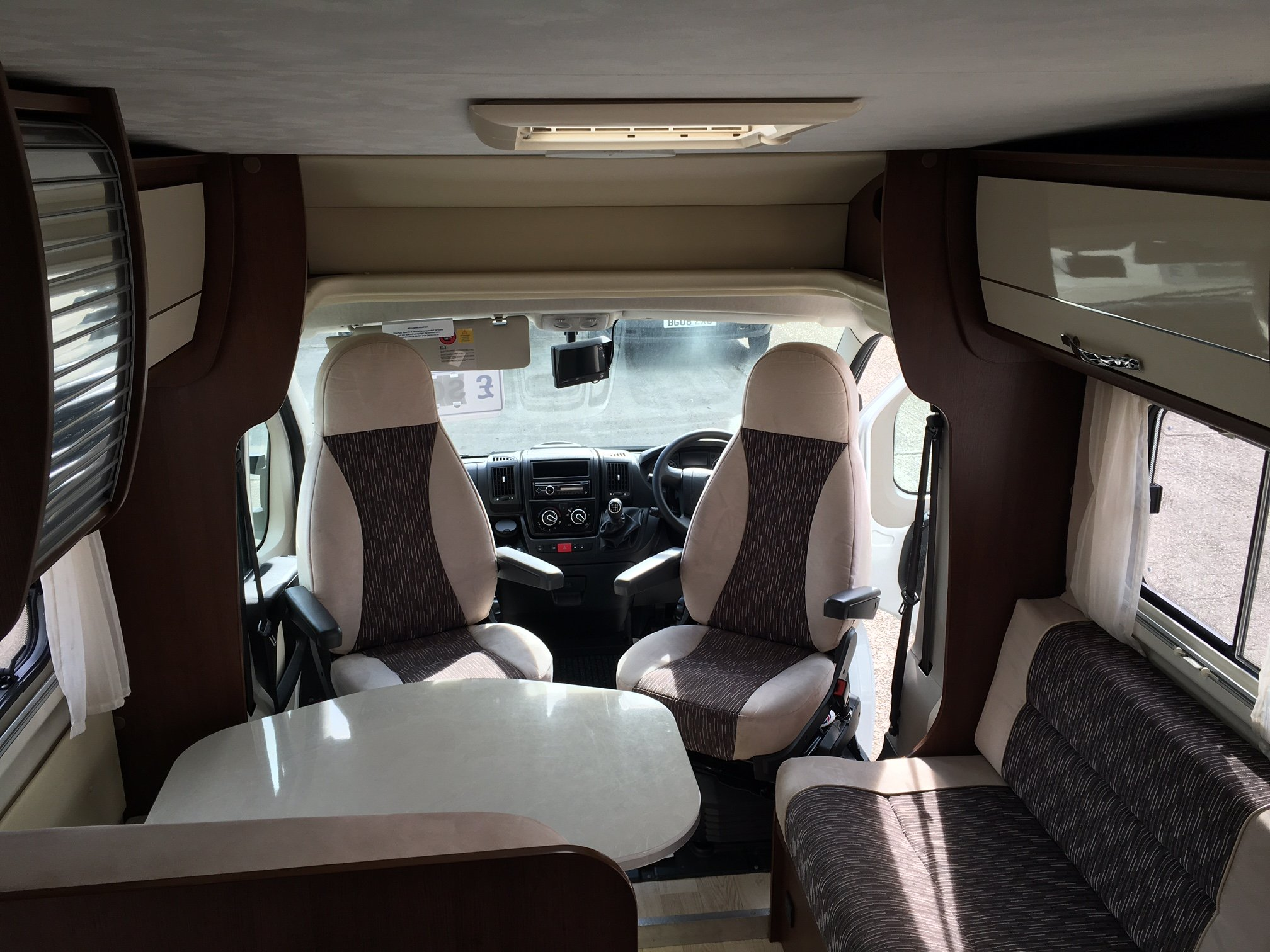 roller team, auto roller 694 second hand motorhome for sale, 2013, luxury