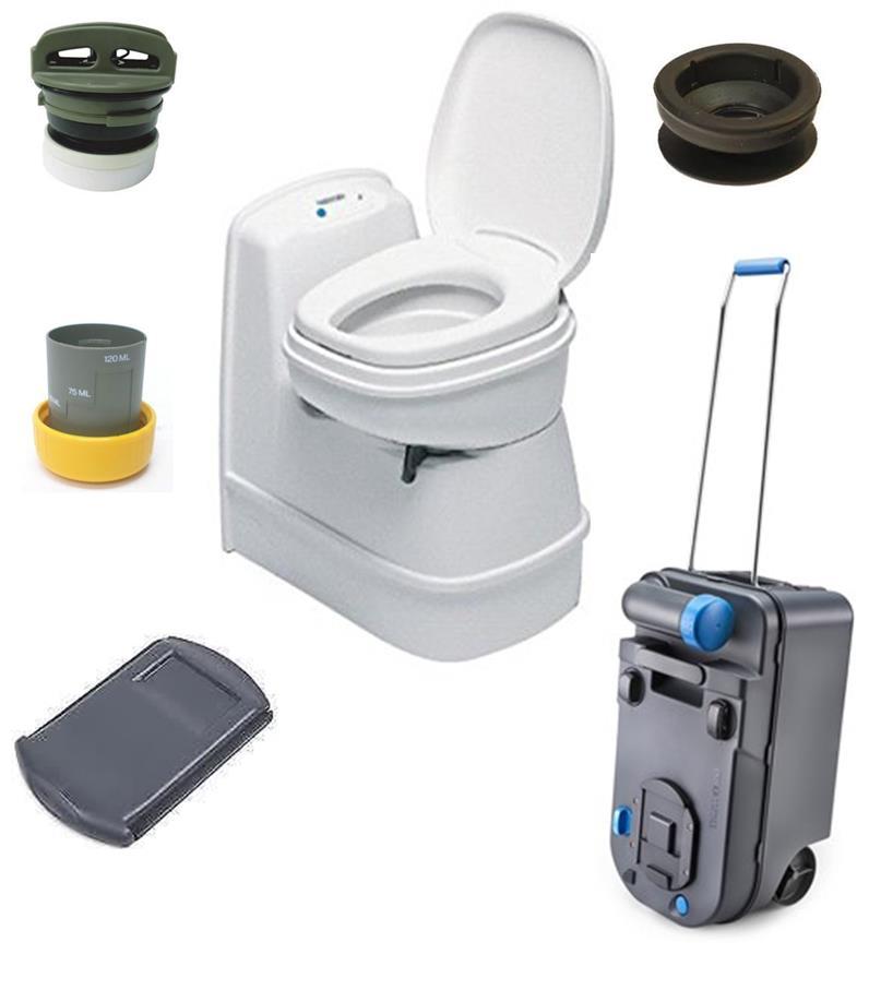 motorhome, caravan, campervan, Thetford Cassette Toilets - Thetford