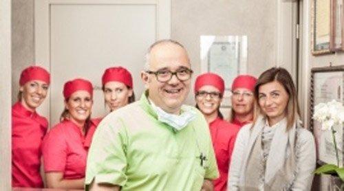 lo staff dello studio odontoiatrico