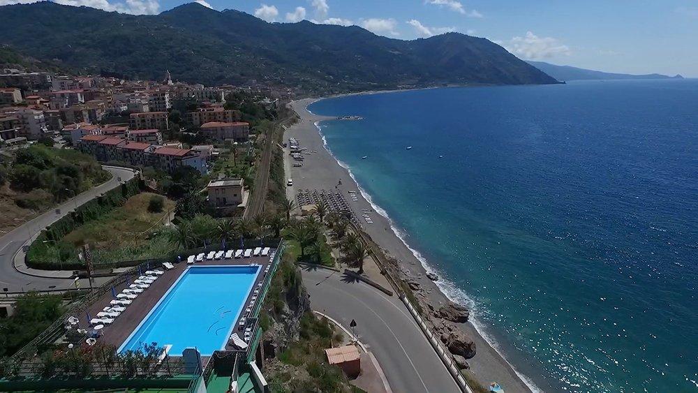 Caposkino Park Hotel in Gioiosa Marea