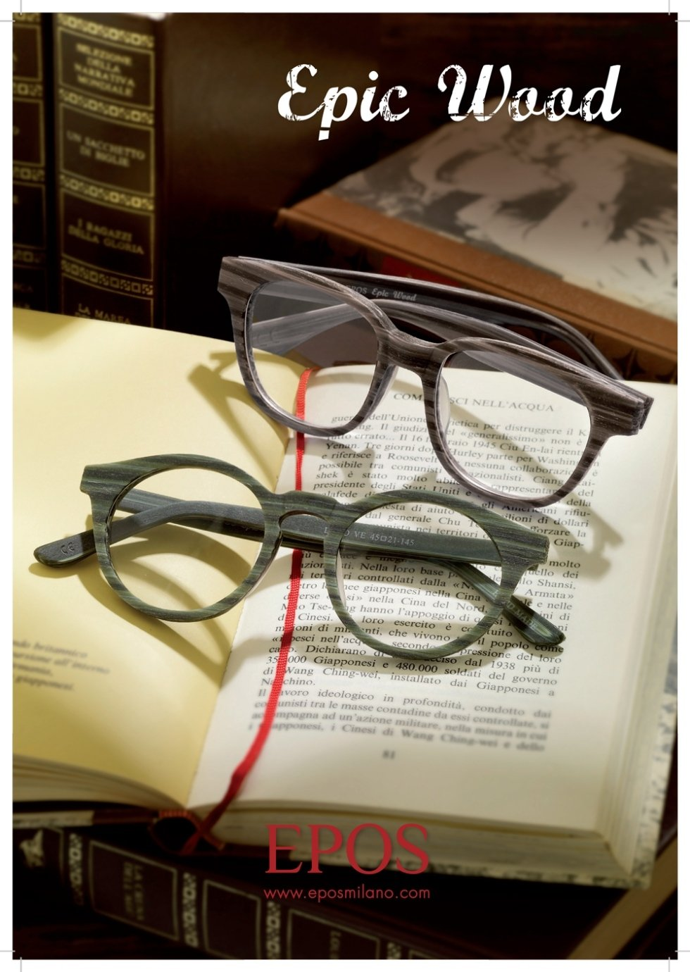occhiali epos