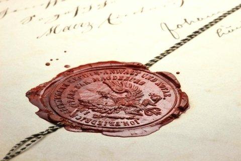 sigillo notarile
