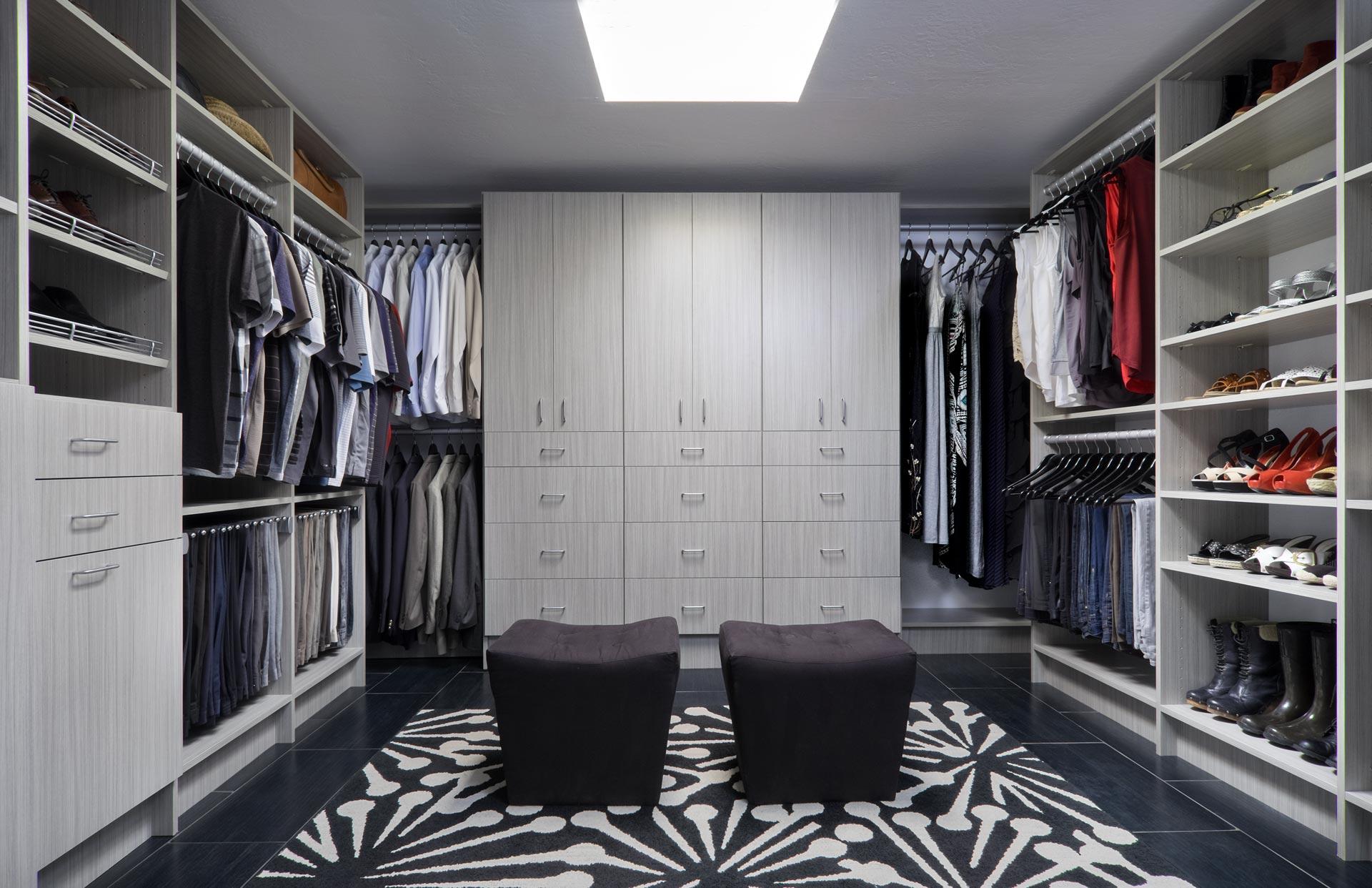 Washington Custom Closet Organizers & Garage Storage Systems