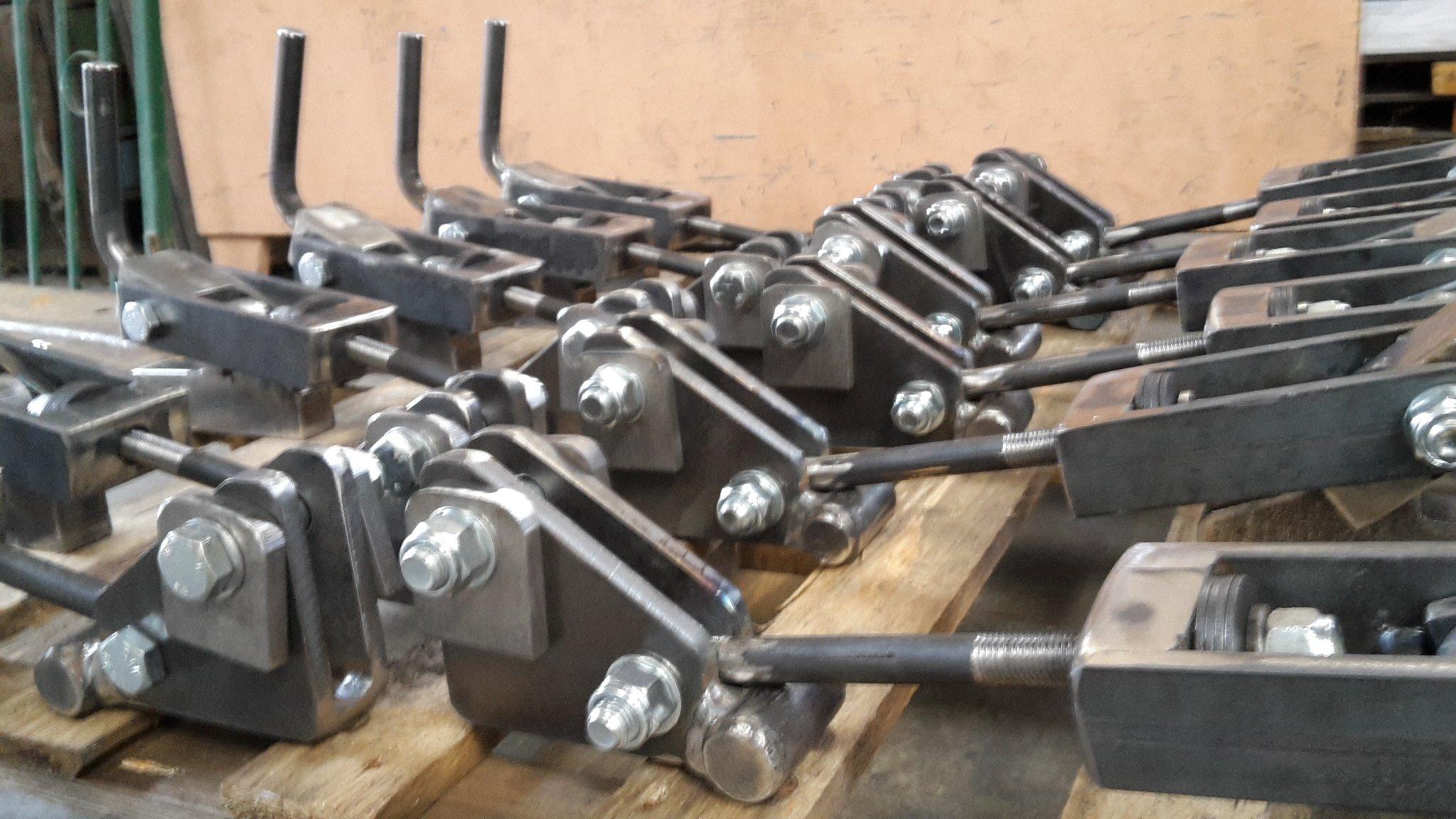 struttura in ferro