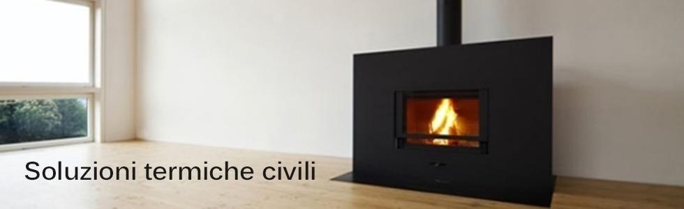 Soluzioni termiche civili
